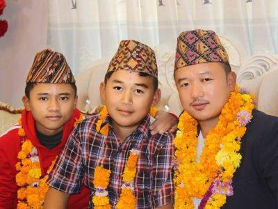 3 Brothers Bhai Tika, Pepsicola