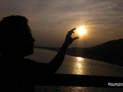 Catching Sun, Karnali, Kailali Nepal
