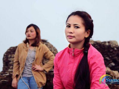 Gopina & Sari, Sailung Nepal