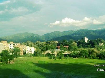 Green View, Gatthaghar Nepal