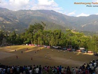 MAnebhanjyang Football Ground, Khandbari Nepal