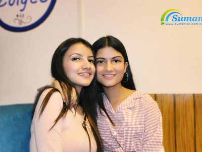 nishma & tensa