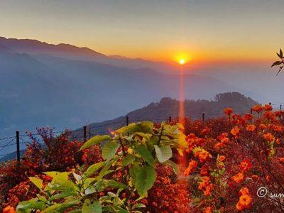 ghalegaun sunrise